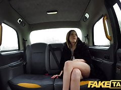 Fake Taxi Driver fucks abandoned girlfriends tight pussy