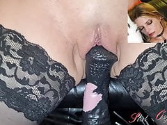 Slut Orgasm, Celeste gets fucked by the horse man
